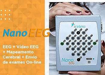 Eletroencefalógrafo portátil